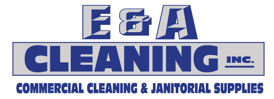 E&A Cleaning Logo